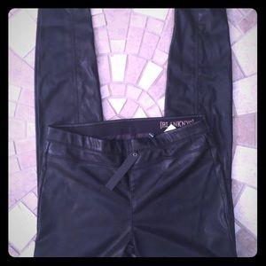 BlankNYC Vegan Leather Leggings - Black